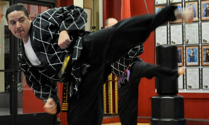 Andres Martial Arts - Burbank: One or Two Months of Unlimited Martial-Arts Classes with Uniform at Andres Martial Arts (Up to 84% Off)