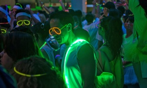 GlowBash 5K: Race Entry for One or Two to GlowBash 5K on Saturday, February 6 (Up to 68% Off)