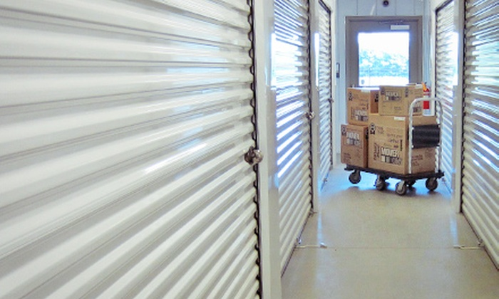 Trindle Self Storage - South Middleton: $70 for Three Months of Storage in a Unit Up to 10'x10' at Trindle Self Storage (Up to $313.50 Value)