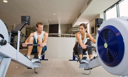 image for Up to 60% Off One-Month Group Fitness and Fitness Center Access at NZone