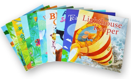Children's Storybook 10-Book Bundle