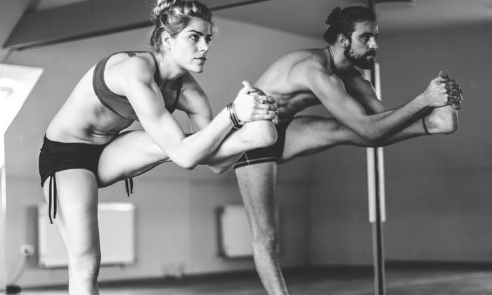 Bayou Yoga - 10: Four Weeks of Unlimited Yoga Classes at Bayou Yoga (68% Off)