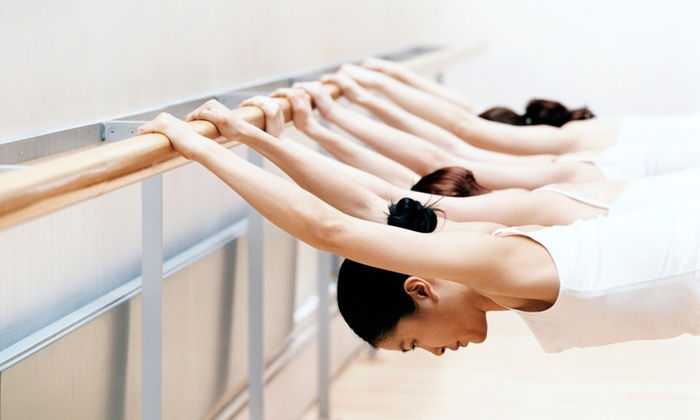 Pure Barre - Overland Park: $35 for Two Weeks of Unlimited Fitness Classes at Pure Barre ($110 Value)
