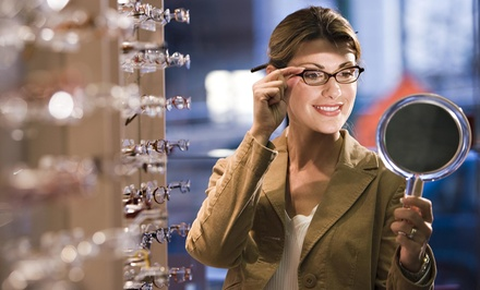 C$20 for C$200 Towards Prescription Eyewear Plus a Complimentary Second Pair