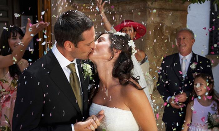 Fiorella Image Studio - Lyndhurst: Wedding Photo Package or In-Studio Portrait Session from Fiorella Image Studio (Up to 83% Off)