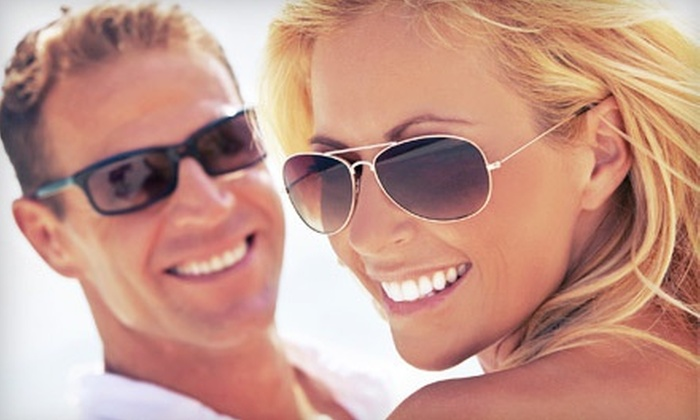 Golden Vision & Family Eye Care - Fruitville: $50 for $200 Worth of Exams and Prescription Glasses and Sunglasses at Golden Vision & Family Eye Care