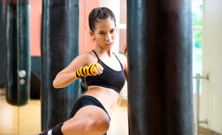 5 or 10 MMA Fitness Classes at Lanna Mixed Martial Arts (Up to 80% Off)