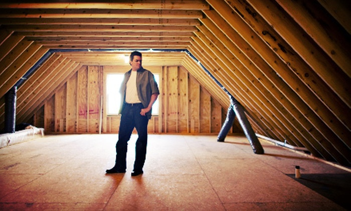 Tri-Vesta Services - Springfield MO: $89 for Blown-In Attic Insulation with Installation for Up to 300 Square Feet from Tri-Vesta Services ($300 Value)