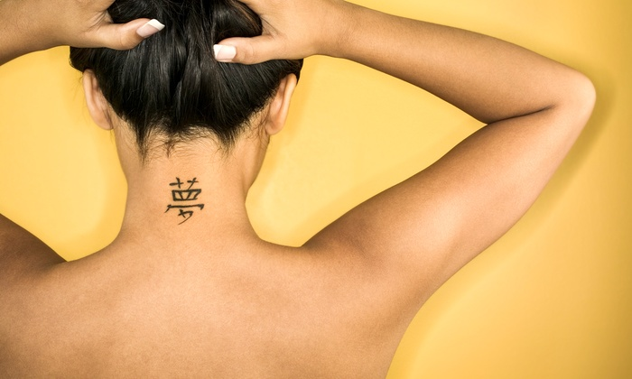 """ATL Laser Skincare - Wise Medical Center: Three Tattoo-Removal Treatments on a 2"""" x 2"""", 3"""" x 3"""", or 4"""" x 4"""" Area at ATL Laser Skincare (Up to 60% Off)"""