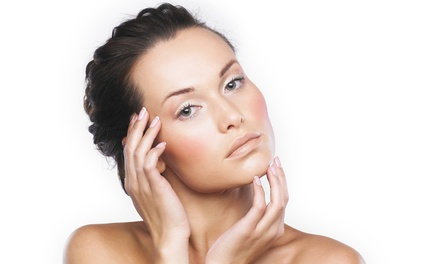 $165 for Four Nonsurgical Face-Lift Sessions at Skin Sultry ($460 Value)