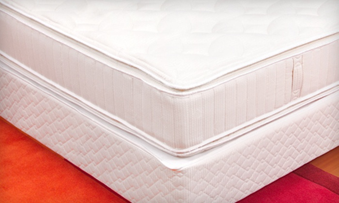 Urban Mattress - Multiple Locations: $150 for $400 Worth of Mattresses and Bedding Accessories at Urban Mattress