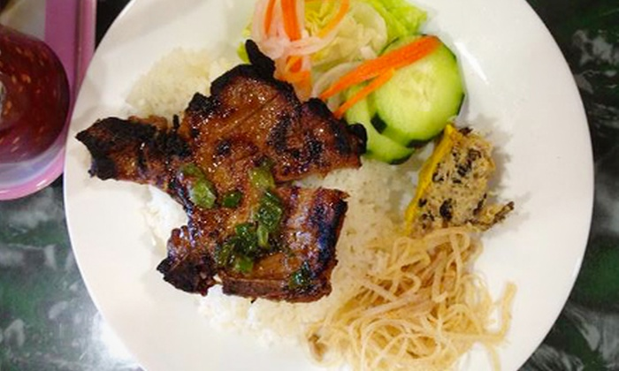 Pho Saigon - Woodlawn: Vietnamese Cuisine for Two or Four at Pho Saigon (Half Off)