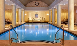 eforea Spa at Hilton Short Hills: Individual or Couple's Spa Package at eforea Spa at Hilton Short Hills (Up to 55% Off)