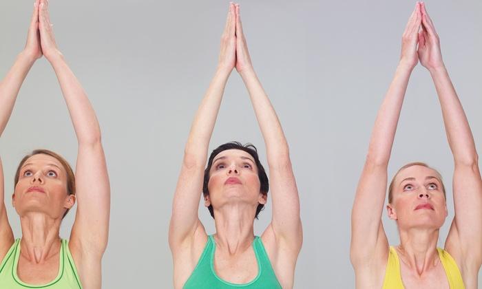 Yoga Kuteera - Naperville: 5 or 10 Yoga Classes at Yoga Kuteera (Up to 62% Off)