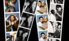 Memory Box Photo Booths: Three-, Four-, or Five-Hour Photo-Booth Rental from Memory Box Photo Booths (Up to 61% Off)