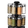Kamenstein Lexington 16-Jar Revolving Spice Rack
