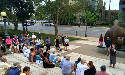 Downtown Walking Tour for Two or Four from Columbus Landmarks Foundation (Up to 52% Off)