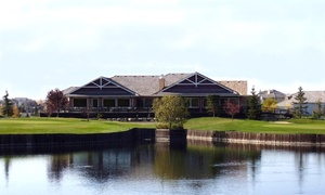 Lakeside Golf Club: 18-Hole Round of Golf & Cart for 2 or 4 with Bucket of Range Balls at Lakeside Golf Club (Up to 50% Off)