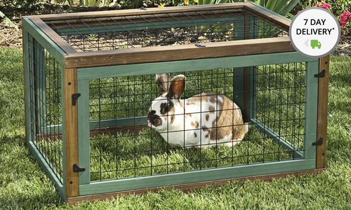 Rabbit Multi-Plex Playyard: Rabbit Multi-Plex Playyard. Free Shipping and Returns.