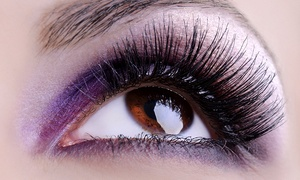 Lashes & Locks: Eyelash Extensions at Lashes & Locks (Up to 57% Off). Three Options Available.