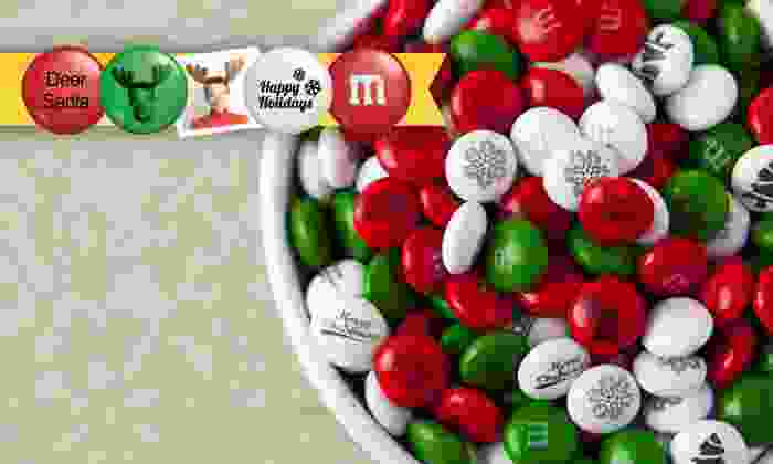 My M&M's: $15 for $30 Worth of Personalized M&M'S from MyMMs.com