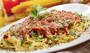 Riggio's: Italian Dinner for Two or Take-Out at Riggio's (Up to 46% Off)