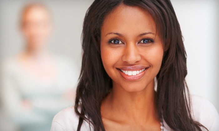 Sunn Du - Multiple Locations: $99 for a DaVinci Teeth-Whitening Treatment at Be Tan ($219 Value)