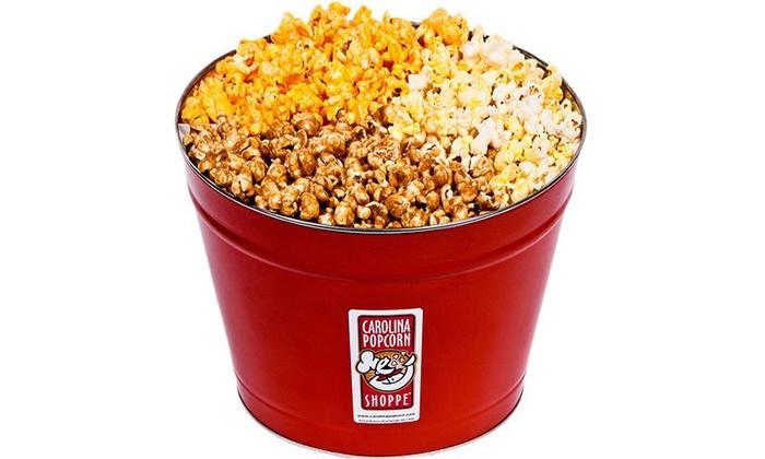 Carolina Popcorn Shoppe - Southwest Raleigh: $12 for $20 Worth of Gourmet Popcorn and Treats at Carolina Popcorn Shoppe