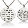 Love Necklaces from Stamp the Moment