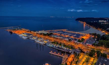 Gdynia: 2-5 dni dla 2 osób ze śniadaniami, grą w kręgle, parkingiem i więcej w Hotelu Hotton 3*