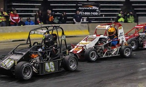 Indoor Auto Racing - The Battle of Trenton: Indoor Auto Racing on Friday, February 26, at 7:30 p.m.