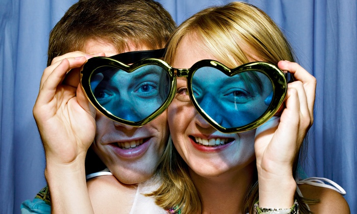 Magsdad Studios - St. John: $399 for Three-Hour Photo Booth Rental Package from Magsdad Studios  ($800 Value)