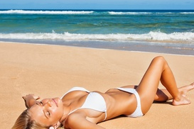 Vivid Tan: $13 for $42 Worth of Tanning — Vivid Tan