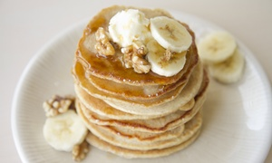 Olde North Pancake House: Dine-In or Takeout Breakfast or Lunch at Olde North Pancake House (Up to 47% Off). Three Options Available.