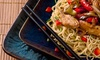 SangKee Noodle House - University City: Pan-Asian Dinner Cuisine for Two or Four at SangKee Noodle House (Up to 44% Off)