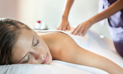 image for €29 for a Choice of Shiatsu or Any Other One-Hour Massage at Trinity Chiropractic & Natural Health Centre
