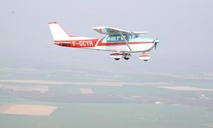 AIR LOISIRS INTERNATIONAL: Vol découverte aux commandes d'un avion Cessna 152 ou 172 dès 99 € avec Air Loisirs International