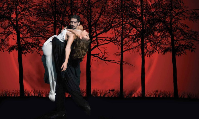 """California Ballet's """"Dracula"""" - San Diego Civic Theatre: California Ballet's """"Dracula"""" at the San Diego Civic Theatre on October 26 or 27 (Up to 56% Off)"""