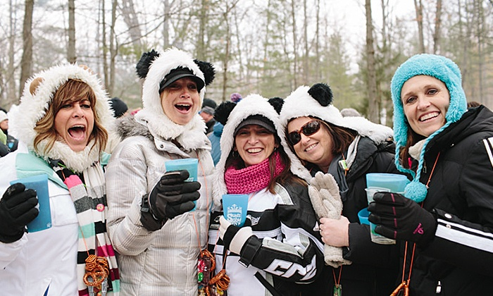 Suds and Snow - Traverse City: Entry for Two or Four to Suds & Snow Winter Beer Fest on March 5 (40% Off)