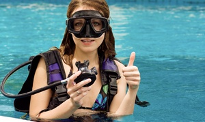 Pisces School of Dive: $22 for a Discover Scuba Class at Pisces School of Dive ($45 Value)