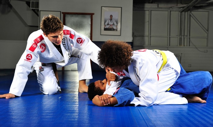 Gracie Barra Lakeway - Lakeway: 10 Brazilian Jiu-Jitsu and Self-Defense Classes or 1 Month of Classes at Gracie Barra Lakeway (Up to 77% Off)