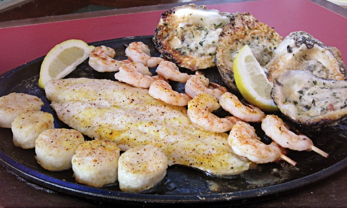 Wintzell's Oyster House - Pleasant Hills: $15 for $30 Worth of Seafood and Steak at Wintzell's Oyster House