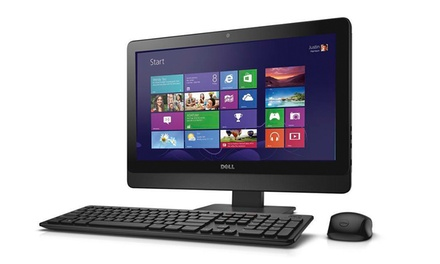 """Dell Inspiron 20"""" All-In-One Computer with Intel Pentium Processor, 4GB RAM, and 1TB Hard Drive"""