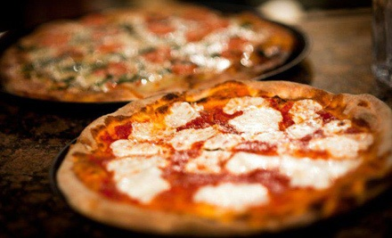 $30 Groupon to Steves Wood Fired Pizza  - Steve's Wood Fired Pizza in Boca Raton