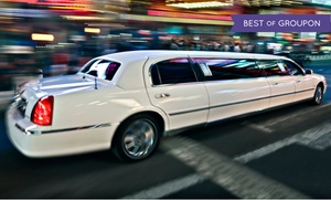 A Regal Limousine Service: $149 for a Four-Hour Rental from A Regal Limousine Service ($ Value)
