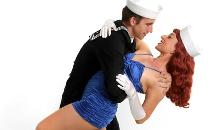 Pin-Ups on Tour: Albuquerque (Saturday, November 7 at 7 p.m.)