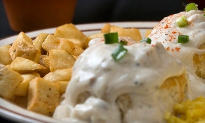 Le Peep - Columbia: $8.80 for $16 Worth of Breakfast or Lunch Food at Le Peep