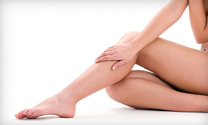 Lynne's Place Laser Salon & Spa - Somerset: Six Laser Hair-Removal Treatments on Small, Medium, or Large Area at Lynne's Place Laser Salon & Spa (Up to 75% Off)