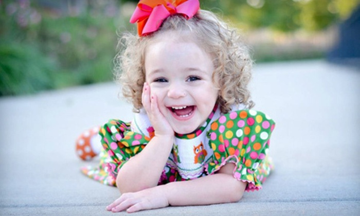 The Luv 2 Shoppe - Shreveport: $25 for $50 Worth of Children's Apparel and Accessories at The Luv 2 Shoppe
