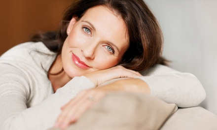 $155 for Three Skin-Tightening Treatments for the Face, Neck, and Décolletage at Wraptured ($375 Value)